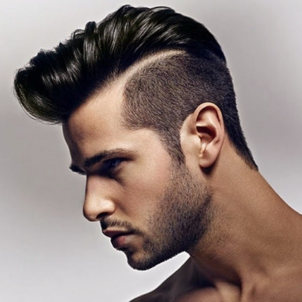 Blown Back Hairstyle Men Best Short 2016 For Guys