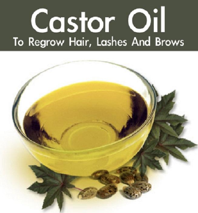 castor oil benefits for eye lashes