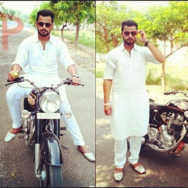 new punjabi style kurta