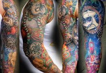 ganesh tattoo design meaning