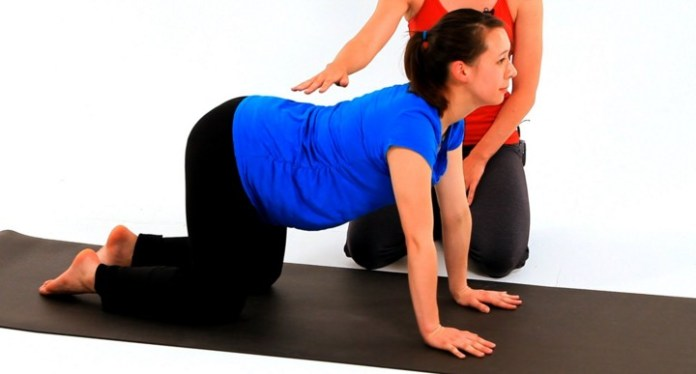 doggy style Exercises To Get Rid Of Double Chin