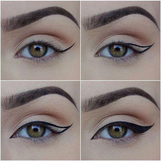 eye make up tips for beginners