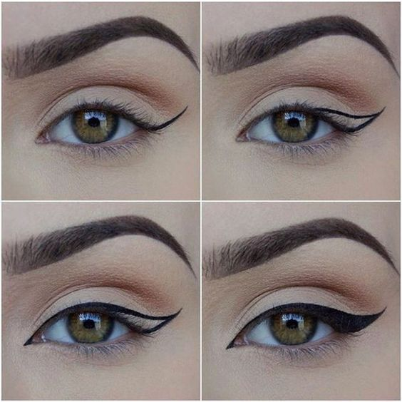 eye make up tips for beginners