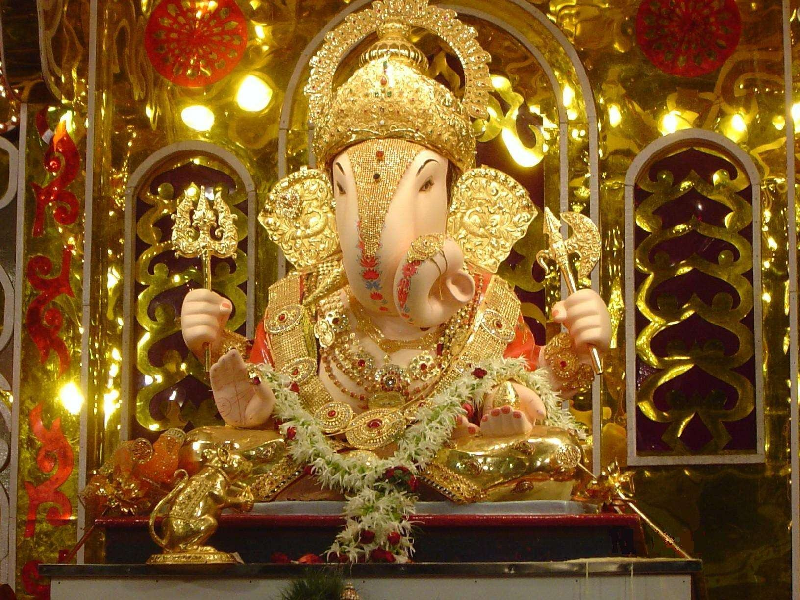 Hd wallpaper ganesh - Ganesha Wallpapers For Laptop