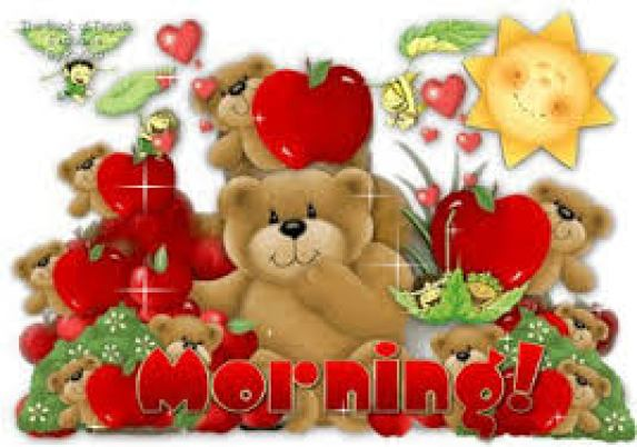 good morning E Cards