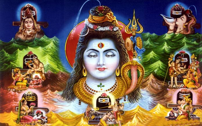 photo shiva god