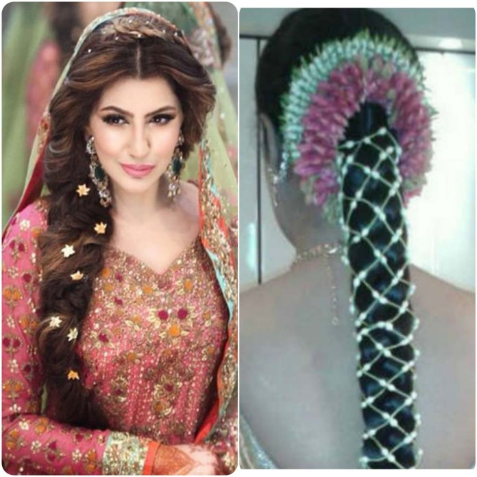 trendy hairstyle for long hair