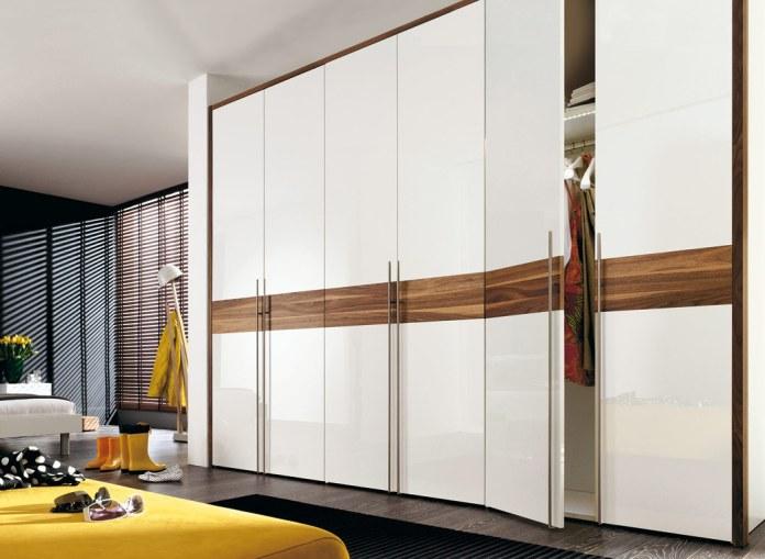 hinge door design for wardrobes