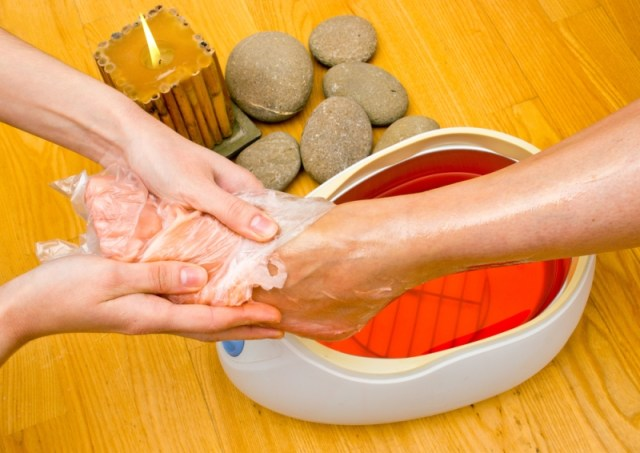 how to get rid of dead skin on toes