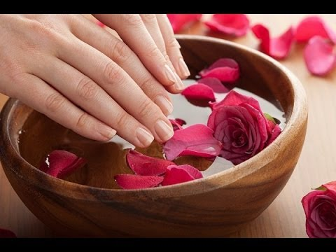 how to remove nail paint naturally