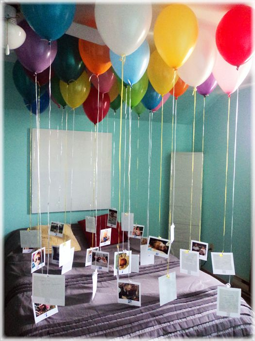 cute surprise ideas for girlfriend