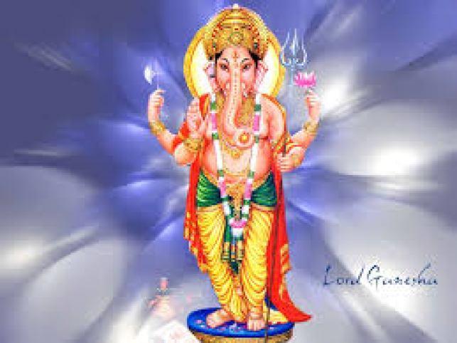 hindu god ganesha images