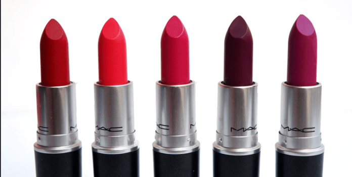 mac lipsticks for dusky skin