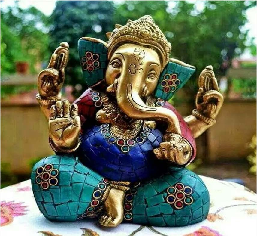 Remove wallpaper in five steps! Top 50+ Lord Ganesha Beautiful Images Wallpapers Latest ...