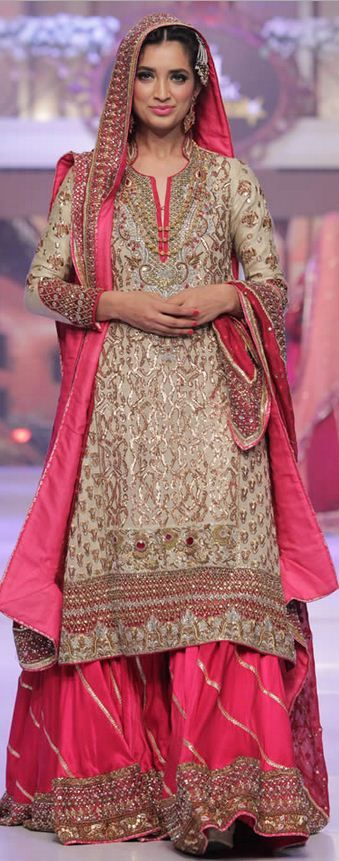 pakistani bridal dress designs