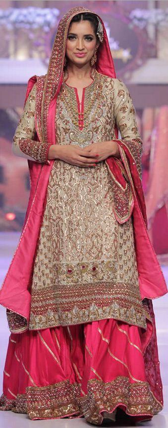 pakistani bridal dress designs