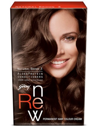 Godrej Renew Hair Color