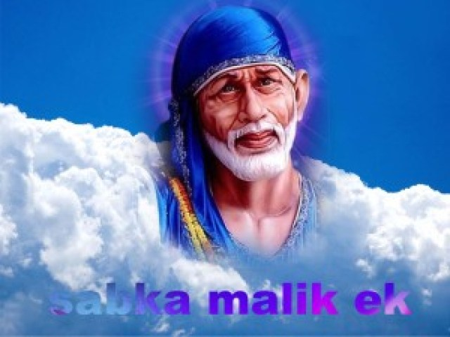 sai baba desktop wallpaper