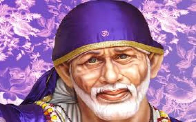sai baba lovely images