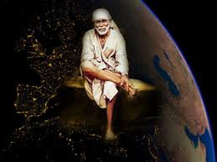 sai baba good night images