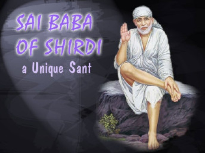sai baba unique images