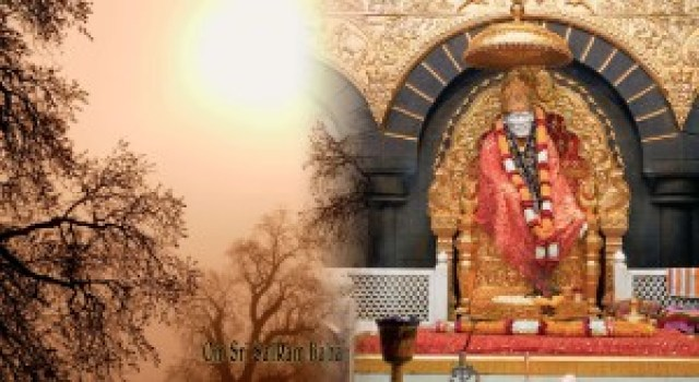 sai baba good evening images