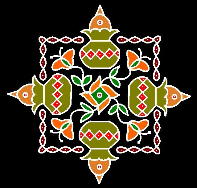 rangoli designs pictures