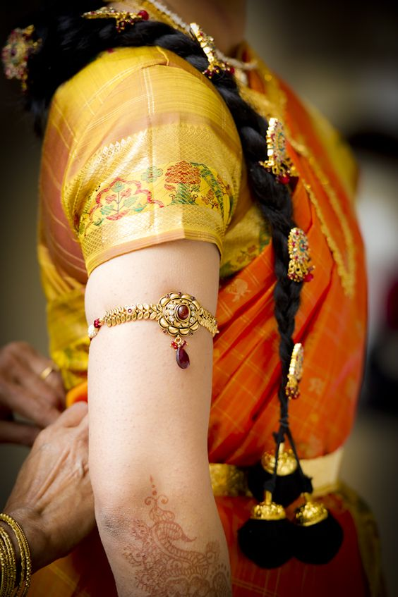 south indian jewellery for hands