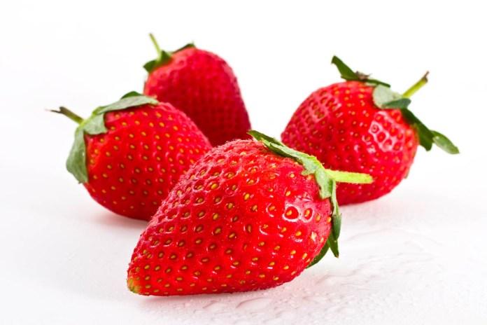strawberry beauty tips