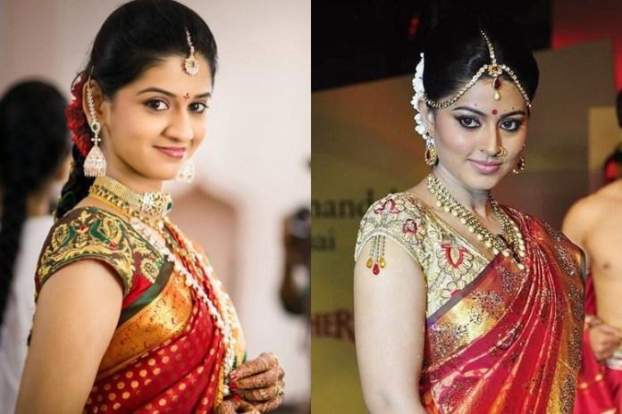 Top 25 Indian Wedding Blouse Design For Silk Saree Images Photos