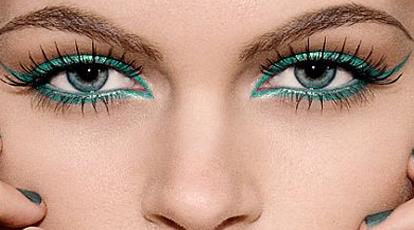 summer light eye makeup
