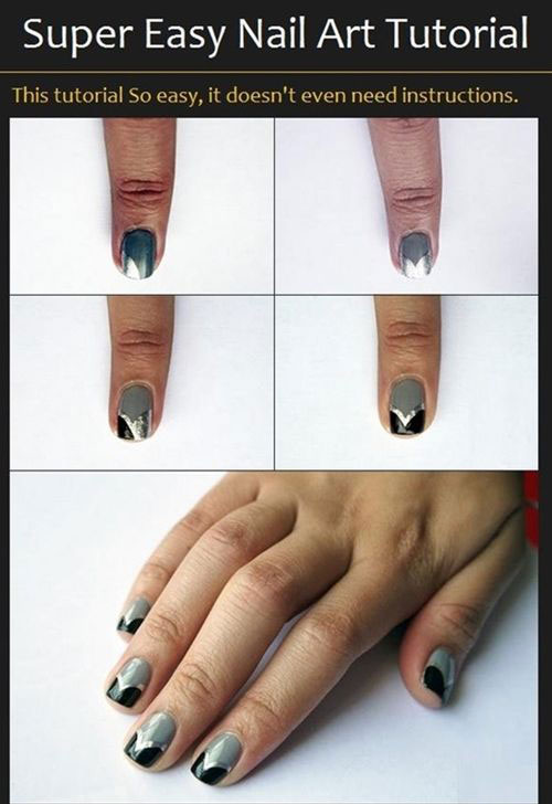 nail art tutorial for beginners
