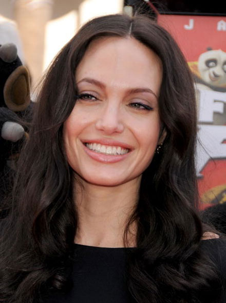without makeup images of Angelina Jolie