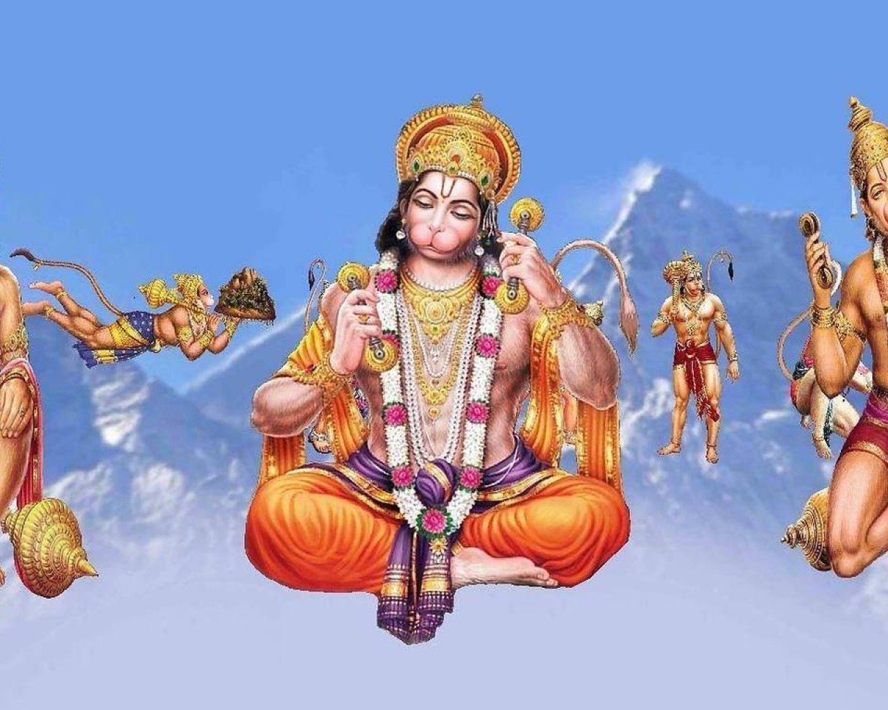 Top best god hanuman ji latest hd wallpapers images photos for Current wallpaper trends 2016