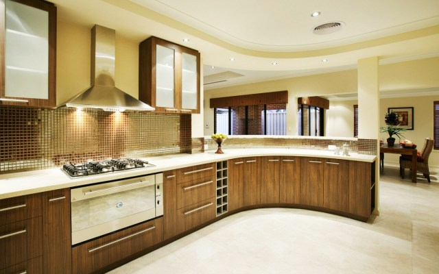 Home Ideas for Modular Kitchens Modern Homes