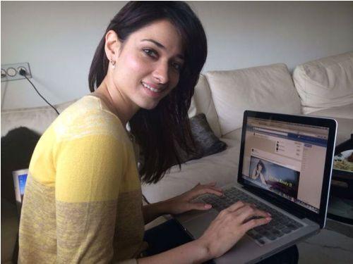 actress without makeup tamanna bhatiya actress images