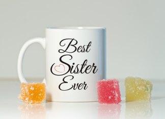handmade birthday gift ideas for sister