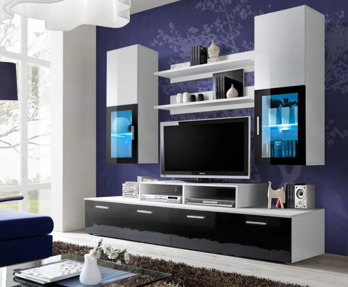 Best Tv Unit Designs For Living Room