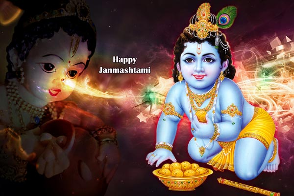 krishna janmashtami greetings
