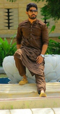 kurta pajama style for men