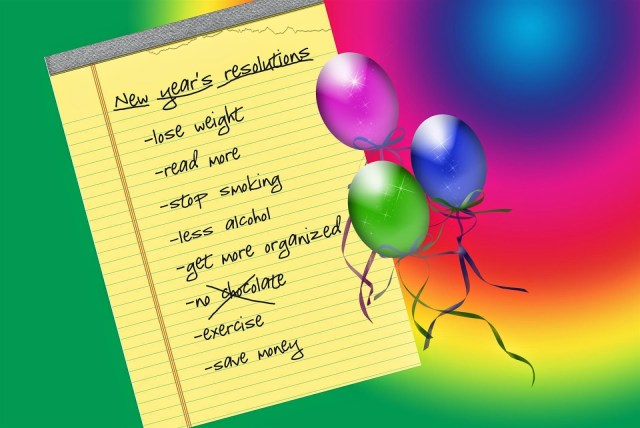 happy new year resolution images