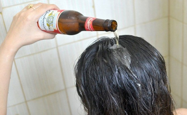 beer shampoo benefits for women