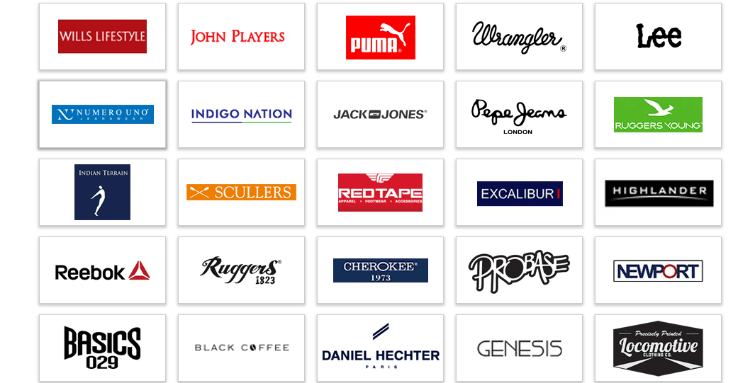top brand clothes