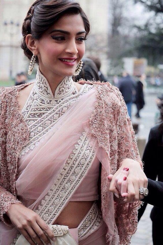 catalouge of blouse neck design