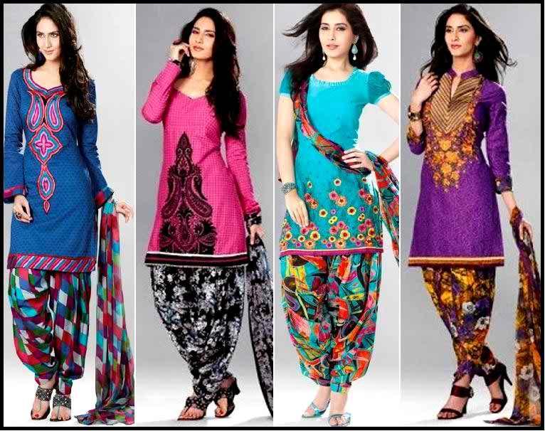 Designer Patiala Punjabi Suits Designs Latest Collection ...