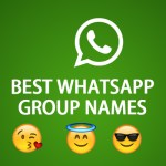 Top 1000+ Cool Funny Best Whats Group Name List For Lovers, Friends, Family, Cousins