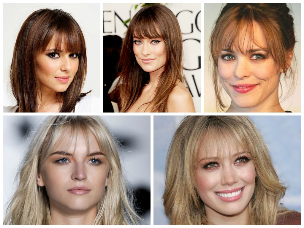 Amazing Cool Hairstyles For Big Forehead And Round Face