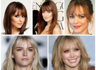 bangs hairstyle ideas