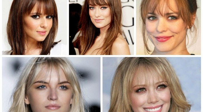 bangs hairstyle ideas