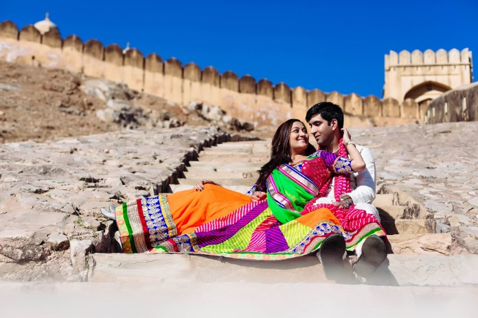 pre wedding shoot at jaipur